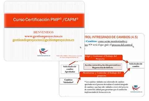 Modalidad online curso pmp