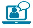 Icono curso online